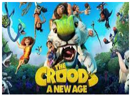 Croods 2: A New Age