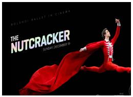 Bolshoi Ballet: The Nutcracker  (Recorded)