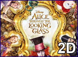 PWB - Alice Through The Looking Glass 2D