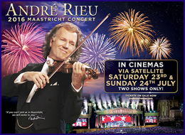PWB - Andre Rieu 2016 Maastricht