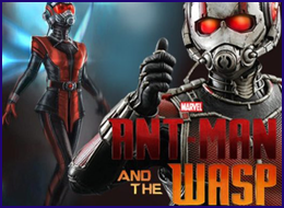 PWB - Ant-Man and the Wasp