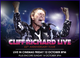 P.WB - Cliff Richard 60th Anniversary Tour