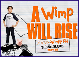 PWB - Diary of a Wimpy Kid - The Long Haul