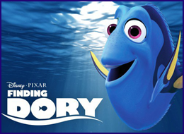 PWB - Finding Dory 2D