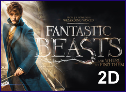 PWB - Fantastic Beasts and Where to Find Them 2D