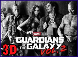 PW - Guardians of the Galaxy vol 2 3D
