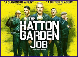 PWB - Hatton Garden Job