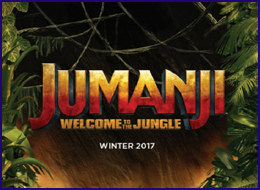 PWB - Jumanji - Welcome To The Jungle