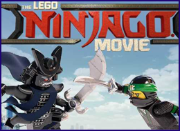 PWB - Lego Ninjago Movie