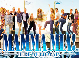 P.WB - Mamma Mia - Here we go again