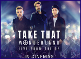 PWB - Take That - Wonderland