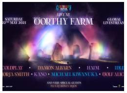 Glastonbury Presents - Live at Worthy Farm