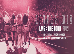 Little Mix LM5 Tour