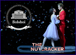 The Nutcracker (Recorded) - Bolshoi Ballet